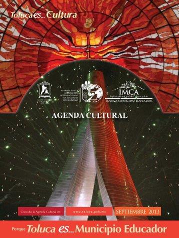 Cultura - Gobierno Municipal de Toluca