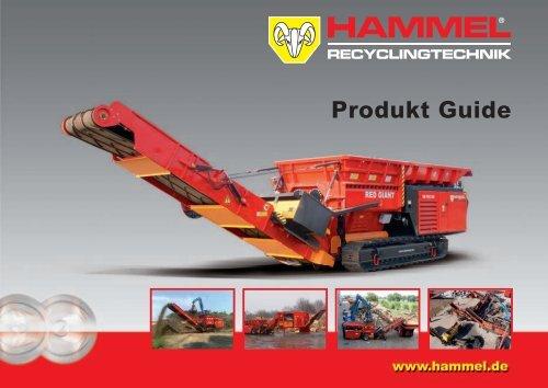 Produkt Guide - Hammel.de
