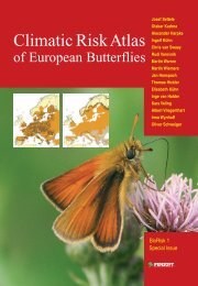 Climatic Risk Atlas of European Butterflies