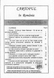 cartoful in RO vol7nr4.pdf - Institutul National de Cercetare ...