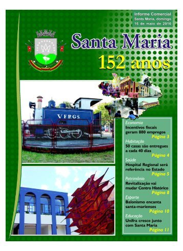 Este - Prefeitura Municipal de Santa Maria