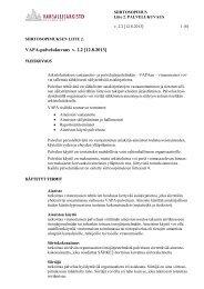 Siirtosopimuksen liite2_12_8_2013.pdf - Arkistolaitos