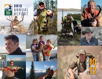 Download the Report - Theodore Roosevelt Conservation Partnership