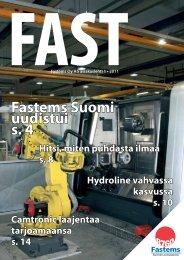 Fast-asiakaslehden verkkoversio - Fastems