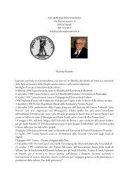 Gerardo Marotta - Istituto Italiano per gli Studi Filosofici