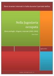 formato PDF - Ebrei stranieri internati in Italia durante il periodo bellico