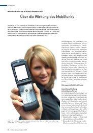 Über die Wirkung des Mobilfunks.pdf - Der Mast muss weg!