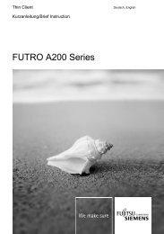FUTRO A200 Series - CNET Content Solutions