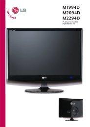 M1994D M2094D M2294D - CNET Content Solutions