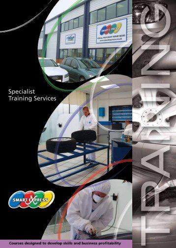 Specialist Training Services - Smart Express