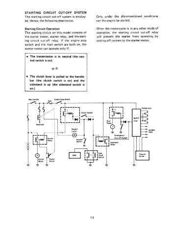 chk adj yamaha venture 83 yamaha venture electrical info pdf