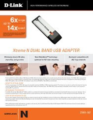 Xtreme N DUAL BAND USB ADAPTER - D-Link