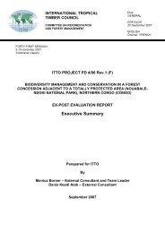 report - FSC Watch