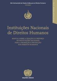 Instituições Nacionais es Nacionais de Direitos Humanos - DHnet