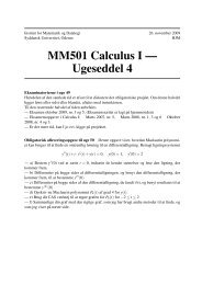4-calc - Institut for Matematik og Datalogi - Syddansk Universitet
