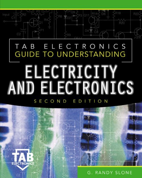 Tab Electronics Guide to Understanding Electricity