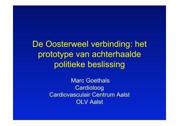 deze presentatie - Peter Dedecker