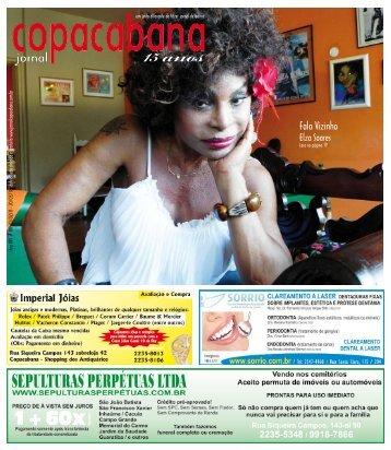 edição 189 impresso pdf - Jornal Copacabana