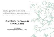 peruspalvelu - Museovirasto