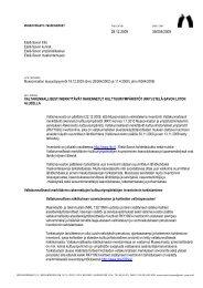 Etelä-Savon liitto Etelä-Savon kunnat Etelä-Savon ... - Museovirasto