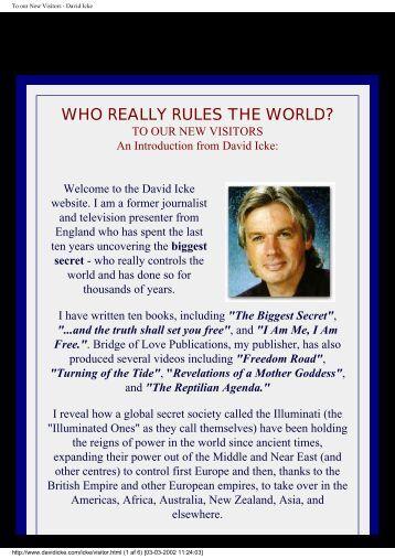 rules of david x pdf