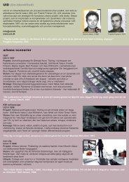 UiD (Un-identified) urbana scenarier