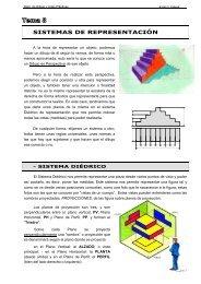 Tema 8.- Sistemas de Representación