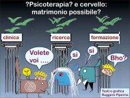 Psicoterapia? e cervello - Istituto di Terapia Familiare di Firenze