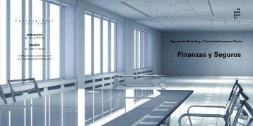 Finanzas y Seguros - Professional Letters