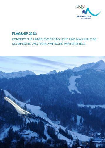 FLAGSHIP 2018: - Der Deutsche Olympische Sportbund