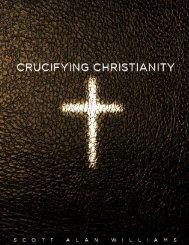 CRUCIFYING-CHRISTIANITY