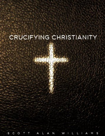 CRUCIFYING-CHRISTIANITY