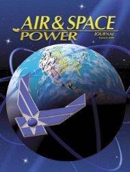 Air & Space Power Journal - Summer 2006