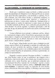 Allan Kardec e o Espiritismo - Chrysanto de Brito - ViaSantos - Page 6