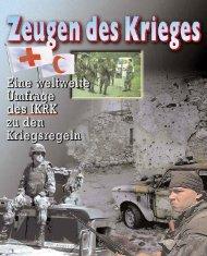 Zeugen des Krieges - DRK