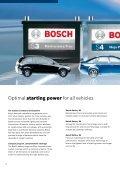 Bosch Battery Brochure - Bosch Australia - Page 4