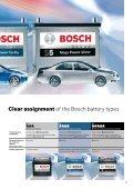 Bosch Battery Brochure - Bosch Australia - Page 5