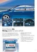 Bosch Battery Brochure - Bosch Australia - Page 7