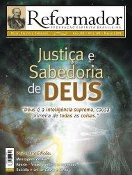 Revista O Reformador - Março de 2008 - Federação Espírita Brasileira