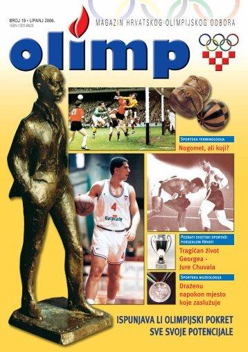 ispunjava li olimpijski pokret sve svoje potencijale - Hrvatski ...