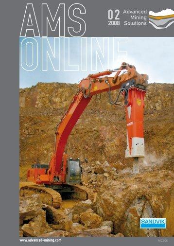 In diesem Jahr hat - Advanced Mining