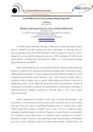 Közép-európai egyetemek és a kis és középvállalkozások