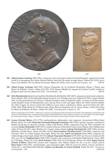 Catalogue Part 2 - Music and Military Medals - Baldwin's