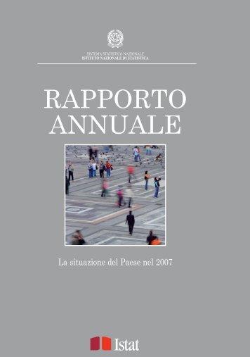 RAPPORTO ANNUALE - Sos Impresa