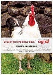 Agrol - Bygdekvinnelaget