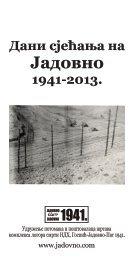 верзија за штампу - Jadovno 1941.