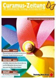 Bericht Seite 4 Interview Seite 6 Aktuell Seite 9 - DRK Berlin Süd ...