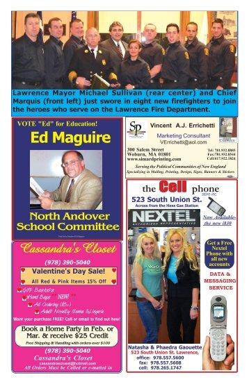 Maguire Magazines