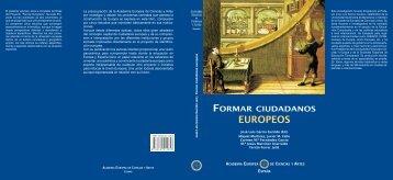 Formar Ciudadanos Europeos - Academia Europea de Ciencias y ...