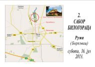2. САБОР БИЛОГОРАЦА, Рума, 16. јул 2011. - PDF